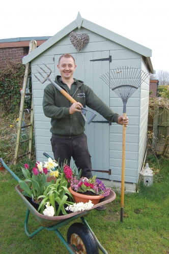 CLARKE'S GROUND & GARDEN MAINTENANCE