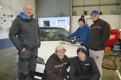 Leyland Car Care Company
