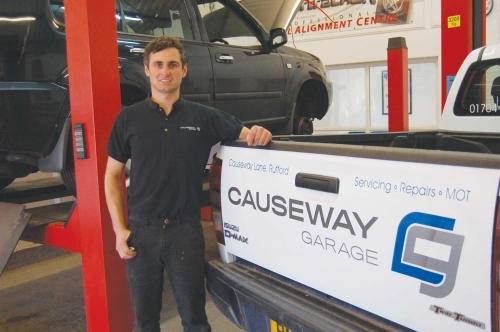 CAUSEWAY GARAGE