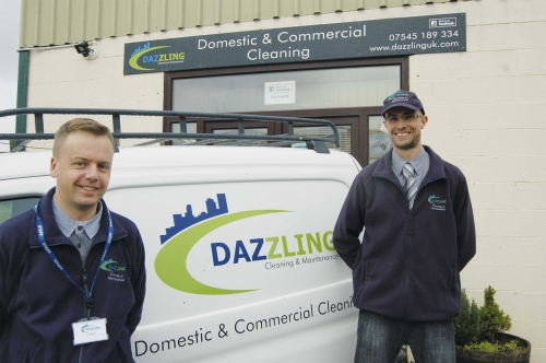 DAZZLING CLEANING & MAINTENANCE
