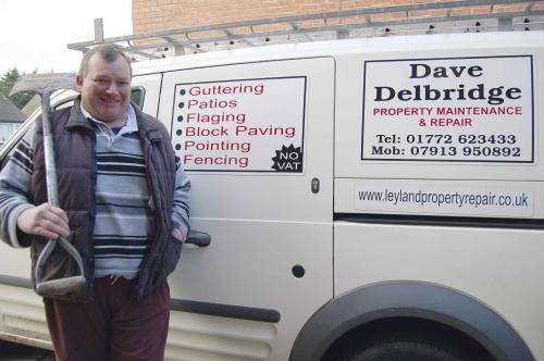 DAVE DELBRIDGE PROPERTY MAINTENANCE & REPAIR