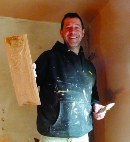 Paul Wrona Plastering
