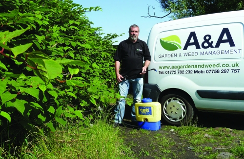 A & A Garden And Weed Management