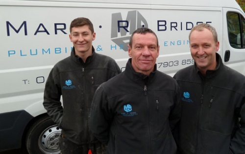 Mark R Bridge Plumbing And Heating