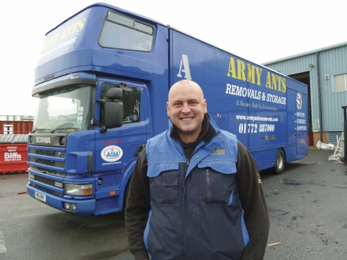 Army Ants Removals & Storage