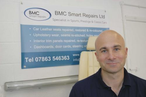 BMC SMART REPAIRS LTD