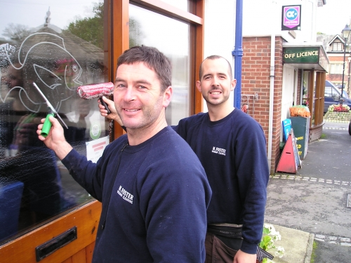Mark Foster Window Cleaning