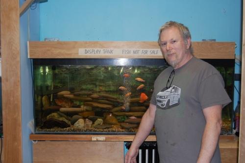 Bert & Ernie's Fish Shop