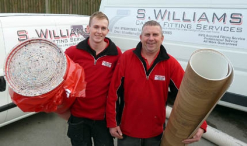 S Williams Carpet Fitting Services