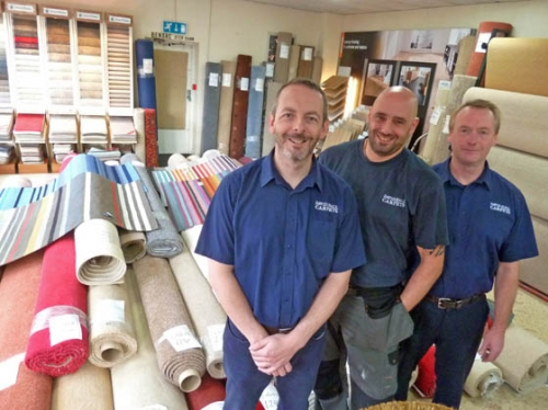 David Hall Carpets