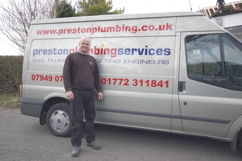 PRESTON PLUMBING SERVICES