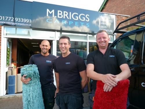 M Briggs Carpets