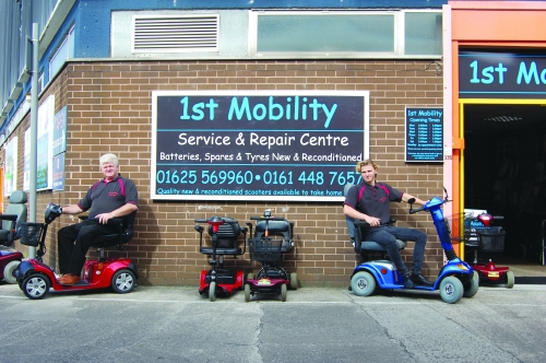 Disability Services In Stockport 1st Mobility Sk8 6rx