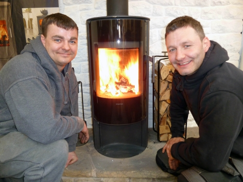 Specialist Stove Installations