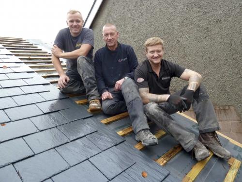 SJ Roofing Contractors