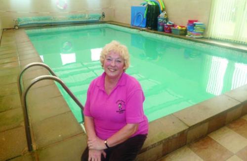 Gorlands Swimming Pool