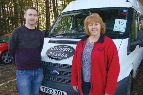 COOPERS TAXIS & MINIBUSES LTD