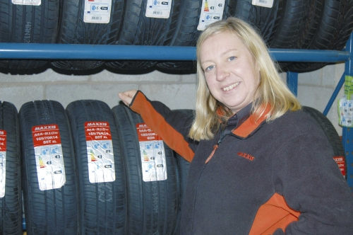 Tomlinson Road Tyres