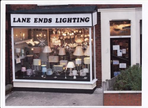 Lane Ends Lighting