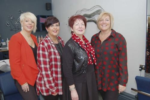 Angie Fairhurst Creative Hairdressing