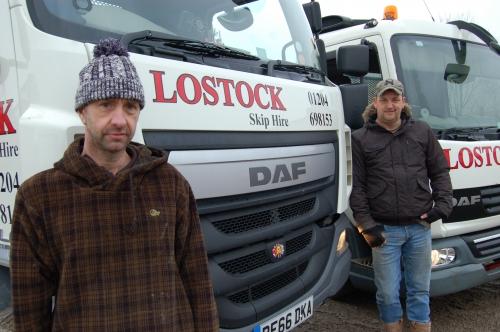 Lostock Skip Hire Ltd