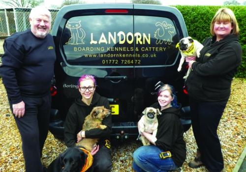Landorn Kennels/Cattery