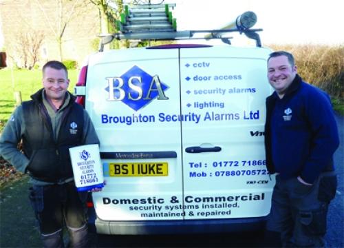 Broughton Security Alarms Ltd