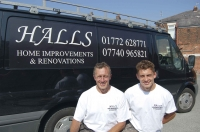HALL'S HOME IMPROVEMENTS & RENOVATIONS