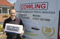 Cowling Electrical and alarm systems